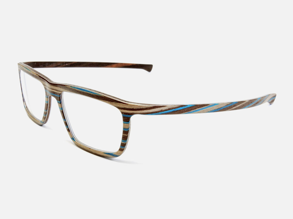 W-EYE wooden eyewear